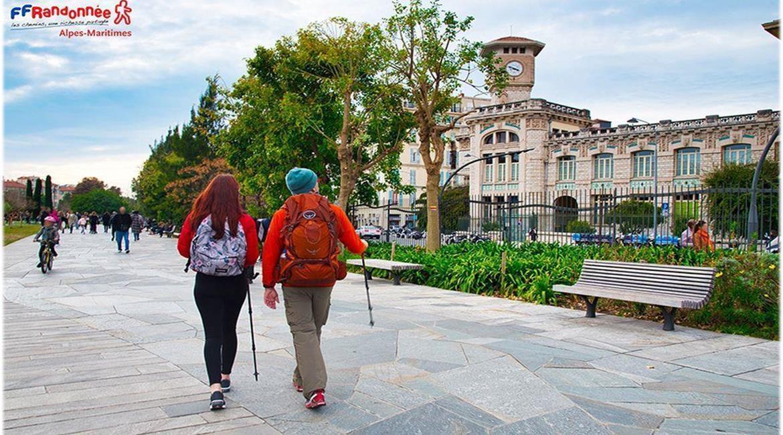 Marche en ville NICE