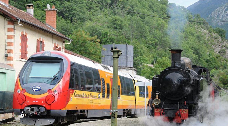 Le Train des Pignes devient « Chemins de Fer de Provence »